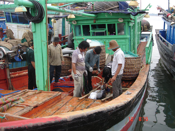 export seafood in vietnam